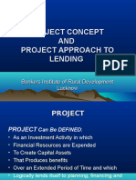 Project Concept and Approach