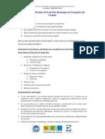 Conceptos del Plan Estratégico de Concepción del Uruguay