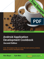 Android Application Development Cookbook - Second Edition - Sample Chapter