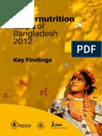 Undernutrition Maps Bangladesh 12