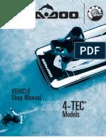 2005 Seadoo 4 Tech Shop Manual