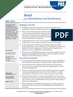 Legislative Brief