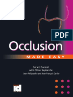 Chapter 11:Occlusal adjustment