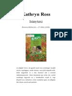 Kathryn Ross Iranytaxi.doc