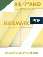 CadernoDoProfessor 2014 2017 Vol2 Baixa MAT Matematica EF 6S 7A