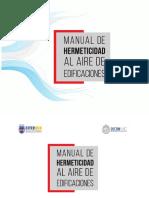 Manual Hermeticidad