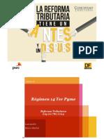 Regimen 14 Ter Pyme