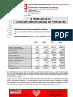 Informe CEV Formacion 20160331
