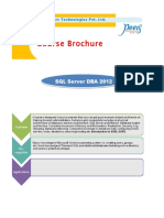 Peers Tech Microsoft Server DBA 2012