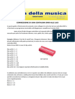 Calcolo DMX - casa della musica oristano