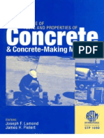 Self consolidating concrete definition adjective