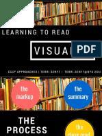 reading visually senft