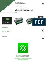 DSE GENSET - 2011 APRESENTAÇÃO DE PRODUTO - DSENet.pptx
