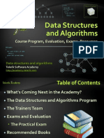 Data Structures and Algorithms Course Introduction (1)