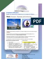 CAST LSF Programas Formativos