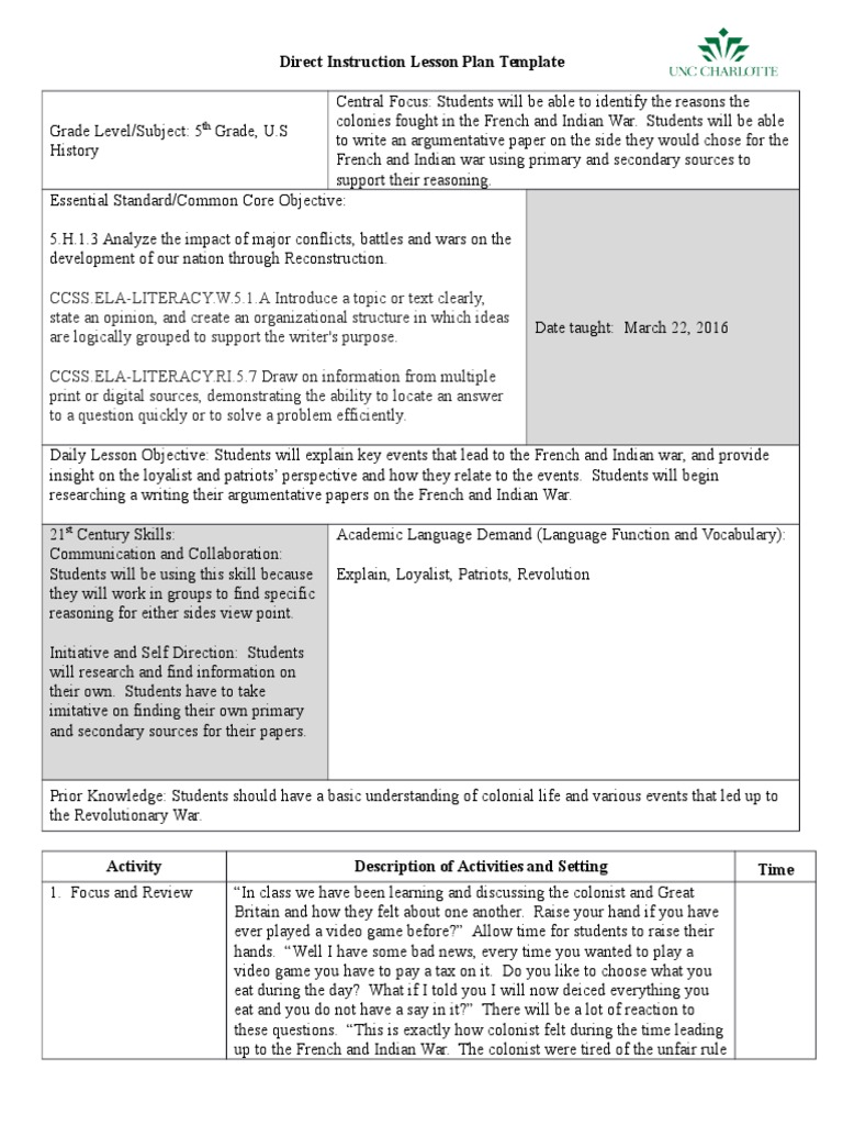 biography research paper lesson plan Writing lesson plans: how to write a biography research paper: write a biography on a famous writer research biographical information and his or her works current events: follow the same steps as the short story unit biography.