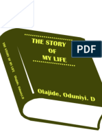 The Story of My Life by Olajide, Oduniyi D
