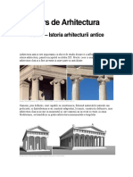 Curs de Arhitectura 1