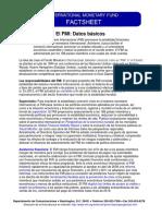 El FMI Datos Básicos
