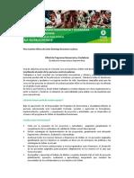 TDR Oficial de Programa