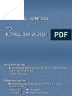 From Anticline Hunting to Petroleum Syst