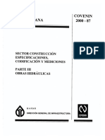Obras Hidraulicas Parte III 2000-3-1987