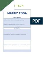 Matriz Foda Cruzado - Empresa-ideas