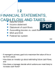 Fundamentals of Financial Management  Chapter 02