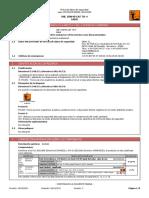 1.-Hoja MSDS - Aceite de Transmisión SAE 10 W