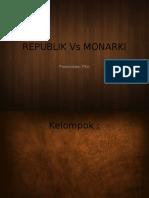 Republik vs Monarki