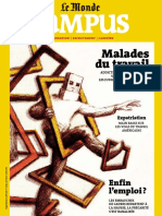 Le Monde Campus Mars 2016