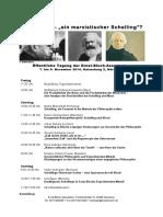 Programm Nürnberg