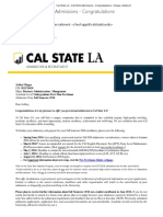 cal state la - fall 2016 admissions - congratulations - ulinger ashley r
