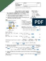 Dynamics Test 1 MEC420 DEC 2013