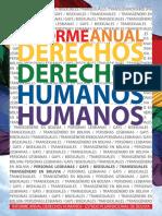 Informe Anual Derechos Humanos Tlgb Bolivia