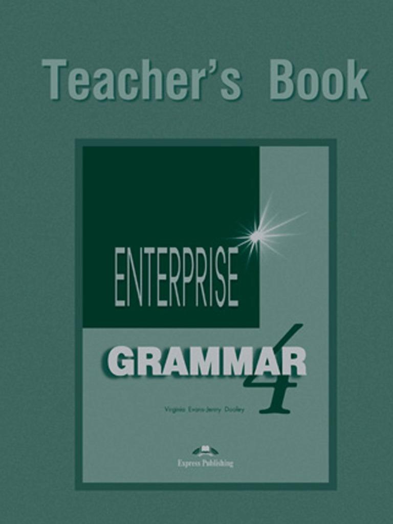Grammar Time 4 Teacher Book