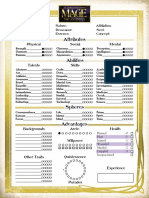 Mage 20 Interactive Char Sheet