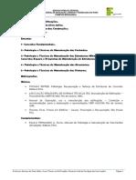 Notas de Aula de Patologia Das Construções