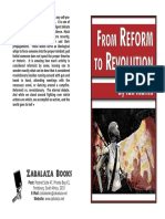 From Reform to Revolution Im