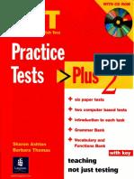 PET Practice Tests Plus 2