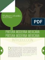 Pintura moderna Mexicana