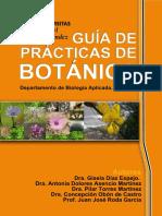 Guía de prácticas de Botánica