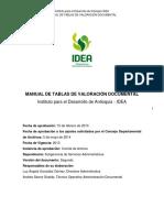 Manual TVD