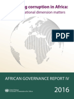 African Governance Report IV