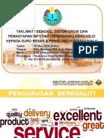 TAKLIMAT DAN BENGKEL SISTEM GROW DAN PEMANTAPAN INFO PdanP (PENDIDIKAN) ABAD KE-21  (Khai).pptx