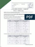 Resolucao Dos Exercicios Da Apostila de Quimica Organica - 4bimestre - 2series