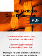 Leading Case Discussion