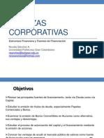 3. Estructura Fin y Fuentes de Financiación