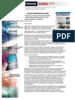 Planeacion y Control de Proyectos Usando Oracle Primavera P6 Version 8.1 y 8.2 Cliente Profesional y Opcional Libro Hoja de Informacin