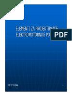 Emp Parametri